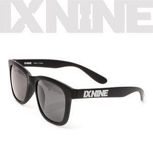 IXNINE SunglassBearMatt Black Polarized